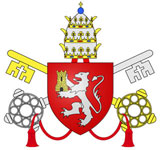 Papal Coat-Of-Arms