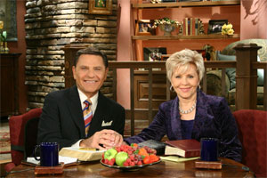 Kenneth and Gloria on The Believer's Voice of Victory