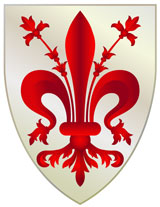 Florence, Italy's Coat-Of-Arms