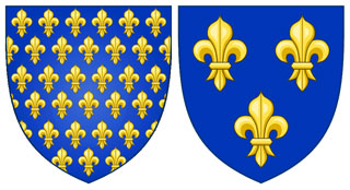 French Coat-Of-Arms