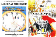 Len Hutsell's Prophecy Books